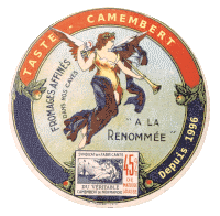 Accueil -Taste Camembert
