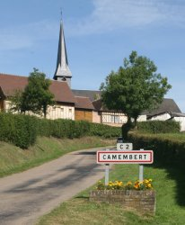 Village de Camembert