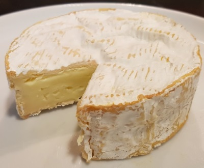 A camembert cheese