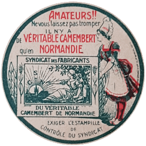 Le véritable camembert