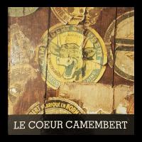 Couverture : Le coeur camembert
