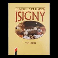 Couverture : Le goût d'un terroir ISIGNY