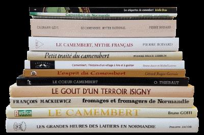 Les livres du camembert...